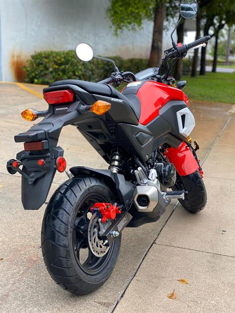 2020 Honda Grom in Hialeah, Florida - Photo 3