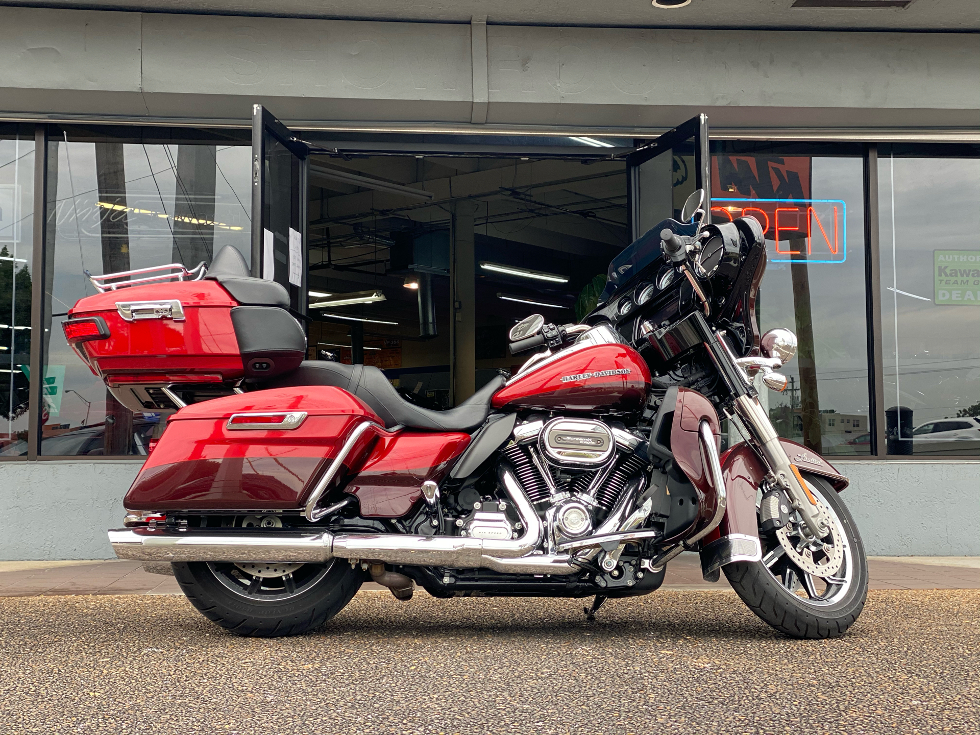 2019 Harley-Davidson Ultra Limited Low in Hialeah, Florida - Photo 2
