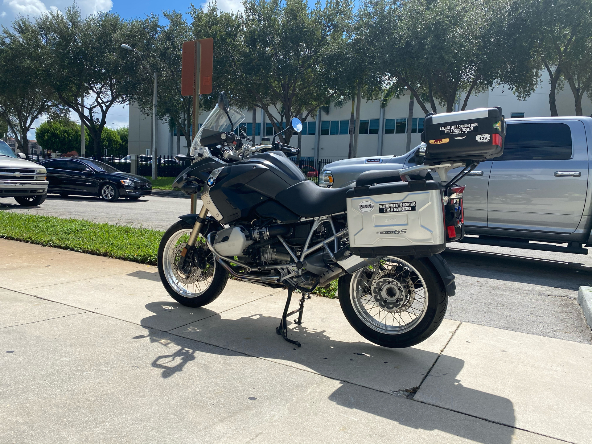 2009 BMW R 1200 GS in Hialeah, Florida - Photo 1