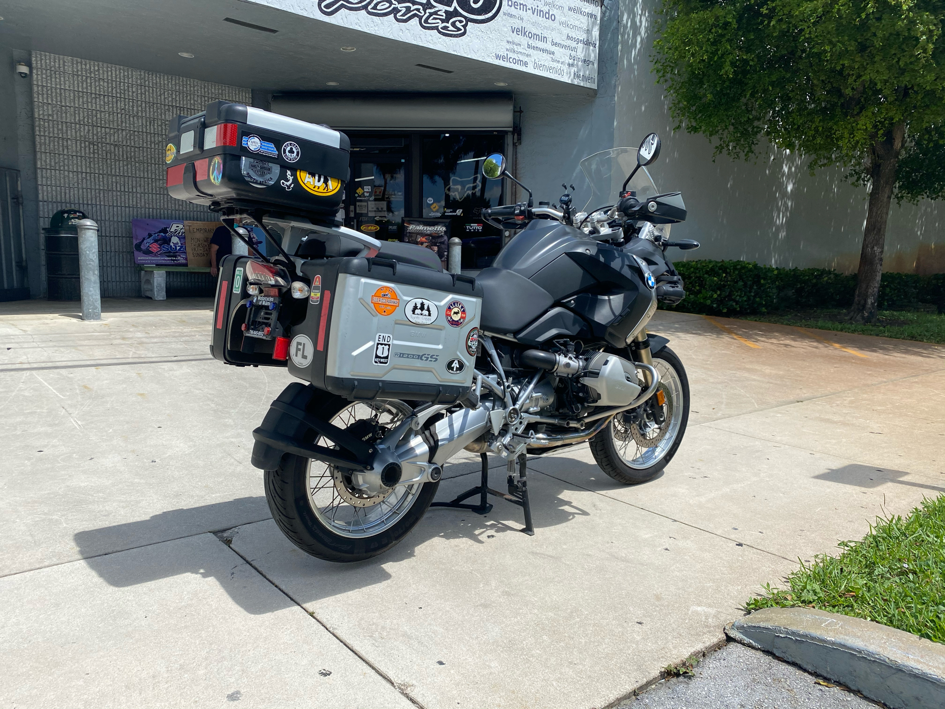 2009 BMW R 1200 GS in Hialeah, Florida - Photo 7