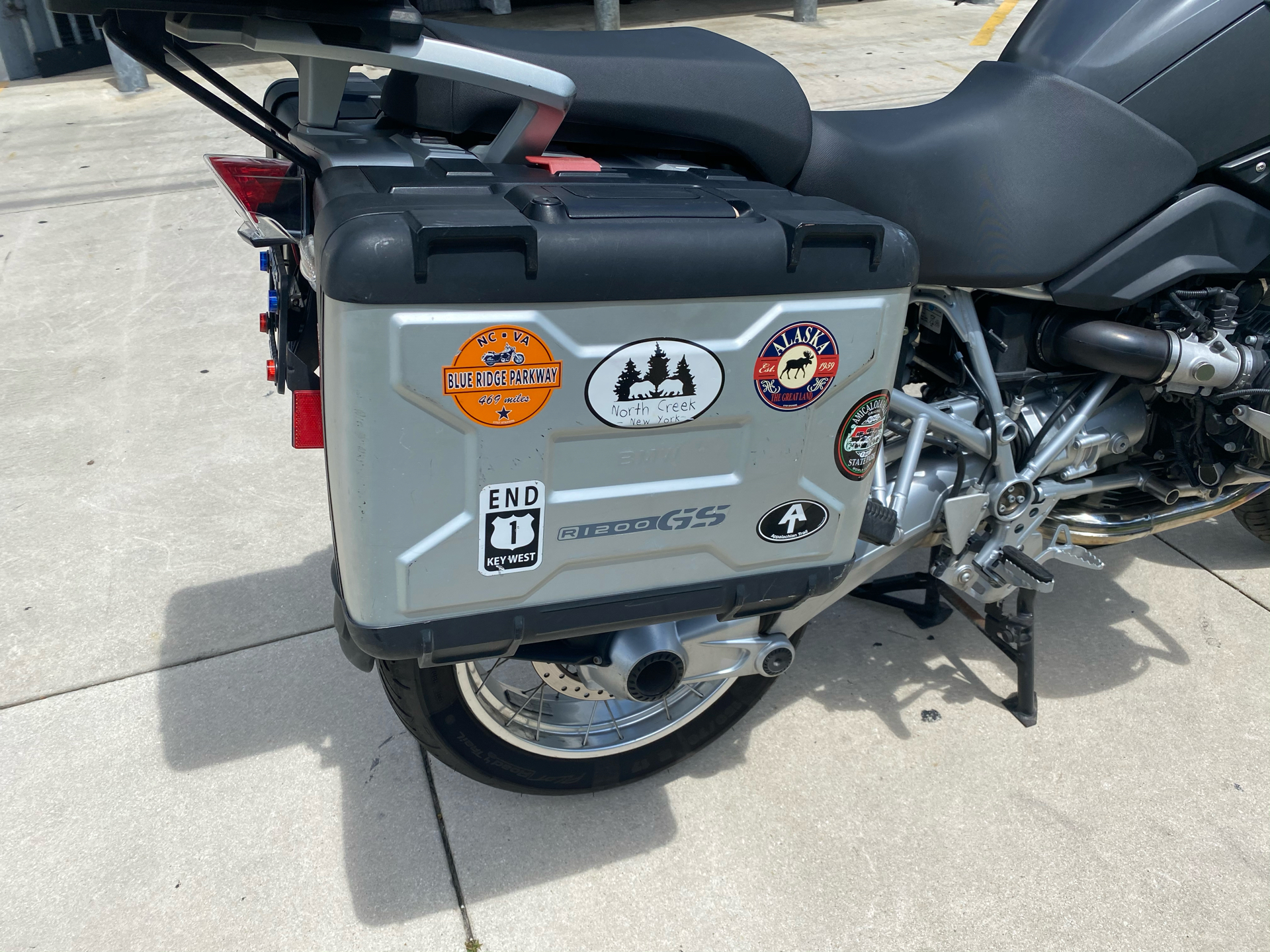 2009 BMW R 1200 GS in Hialeah, Florida - Photo 8