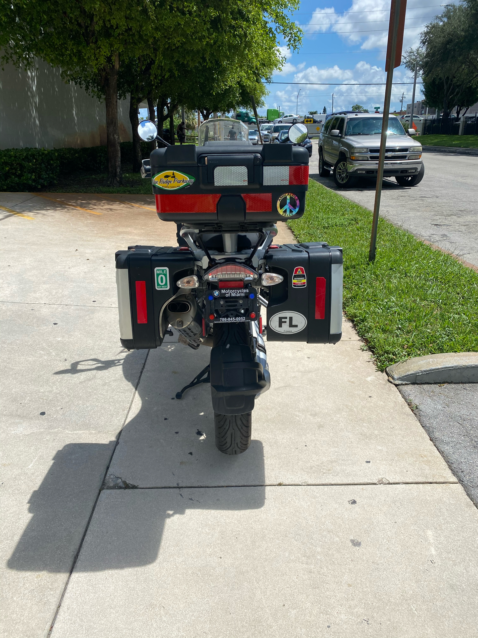 2009 BMW R 1200 GS in Hialeah, Florida - Photo 10