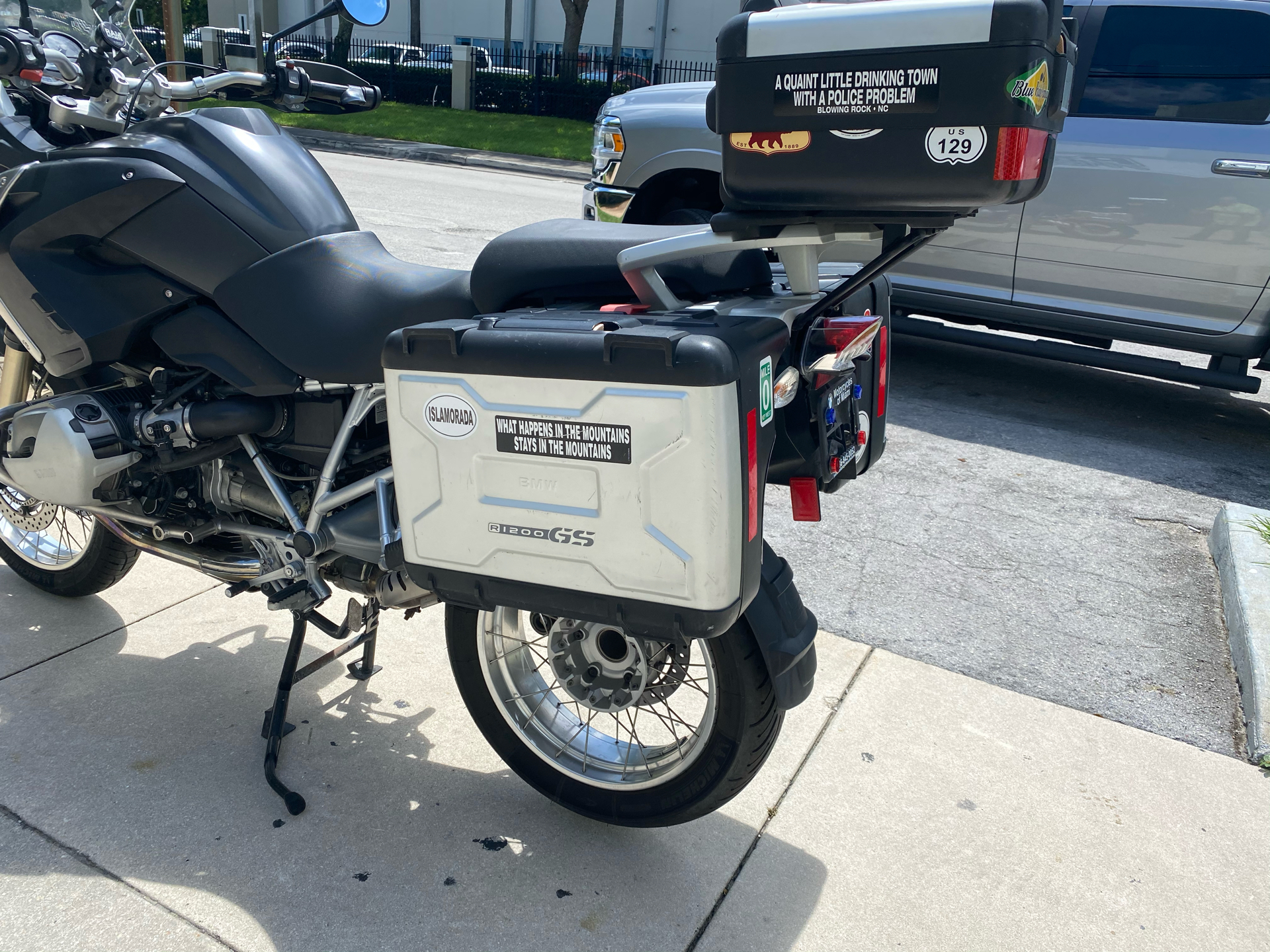 2009 BMW R 1200 GS in Hialeah, Florida - Photo 11