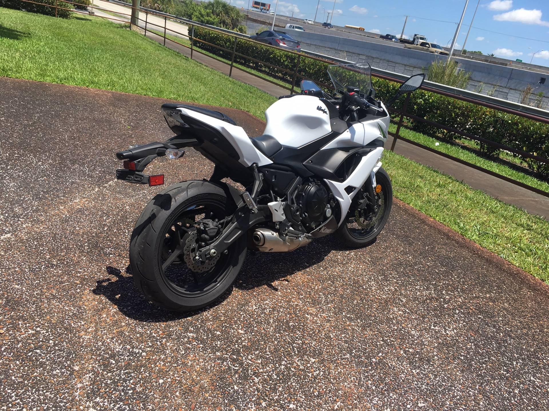 Used 2017 Kawasaki Ninja 650 Abs Motorcycles In Hialeah Fl