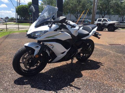 2017 Kawasaki Ninja 650 ABS in Hialeah, Florida