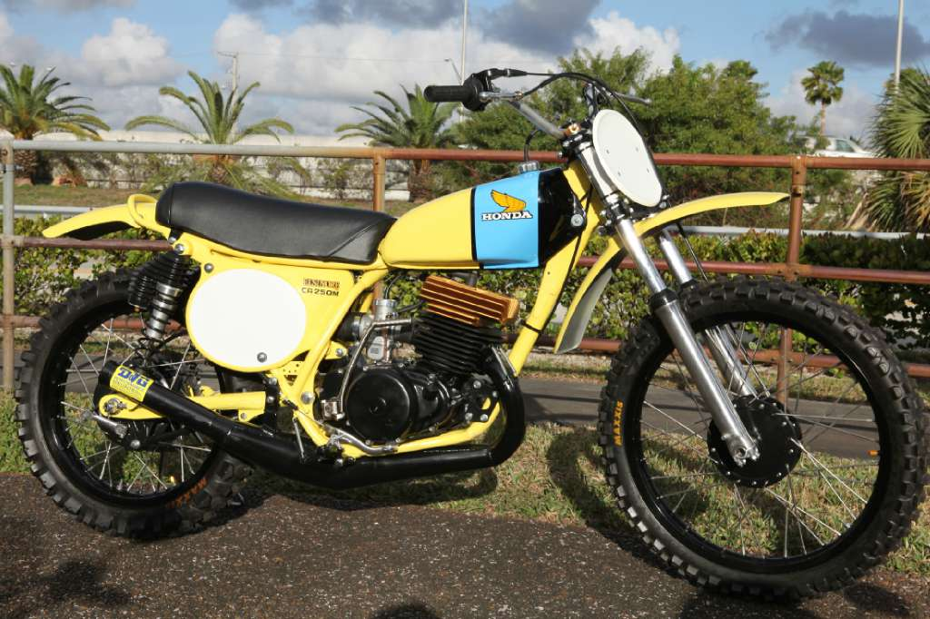 1973 Honda CR250 Elsinore DG Replica in Hialeah, Florida - Photo 1