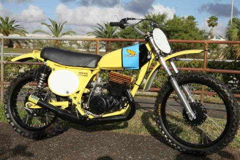 1973 Honda CR250 Elsinore DG Replica in Hialeah, Florida