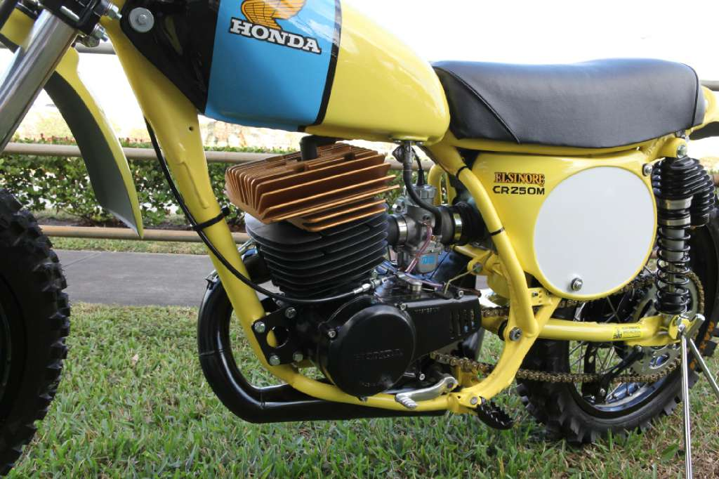 1973 Honda CR250 Elsinore DG Replica in Hialeah, Florida - Photo 2