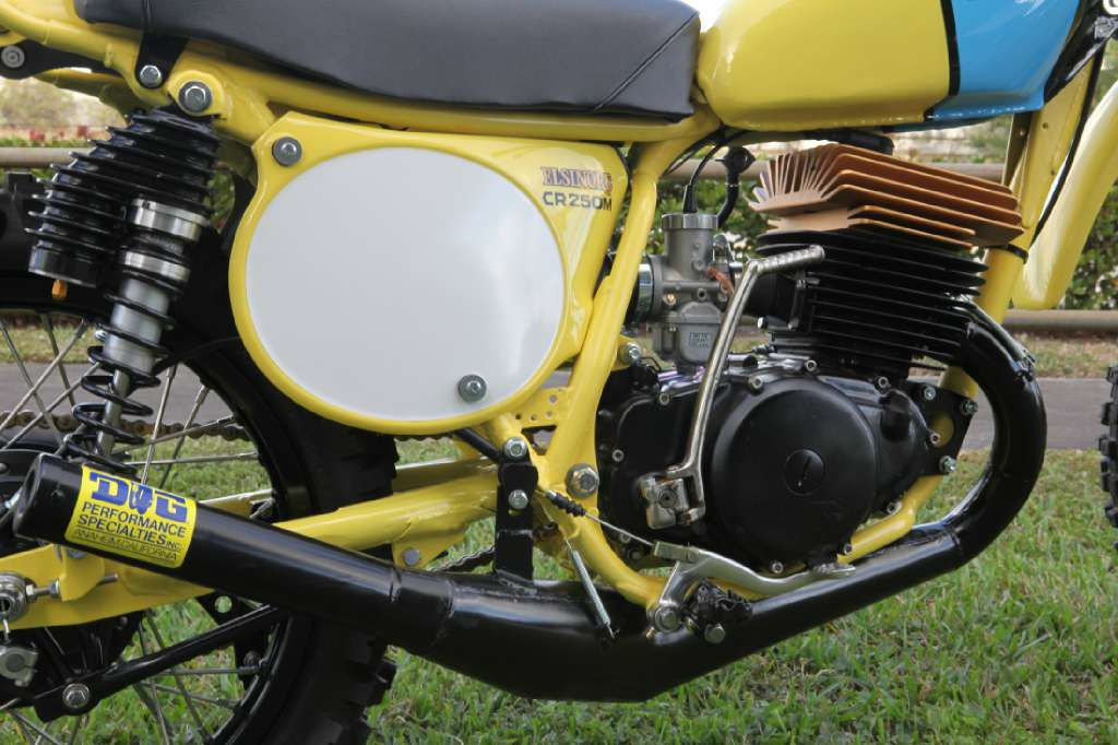 1973 Honda CR250 Elsinore DG Replica in Hialeah, Florida - Photo 4