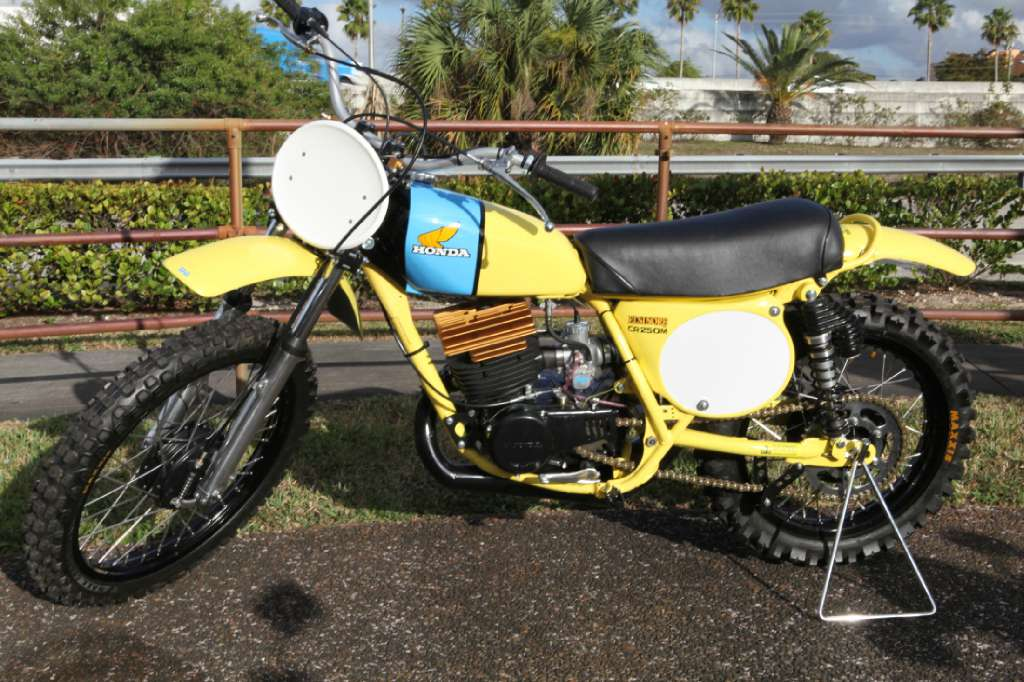 1973 Honda CR250 Elsinore DG Replica in Hialeah, Florida - Photo 5