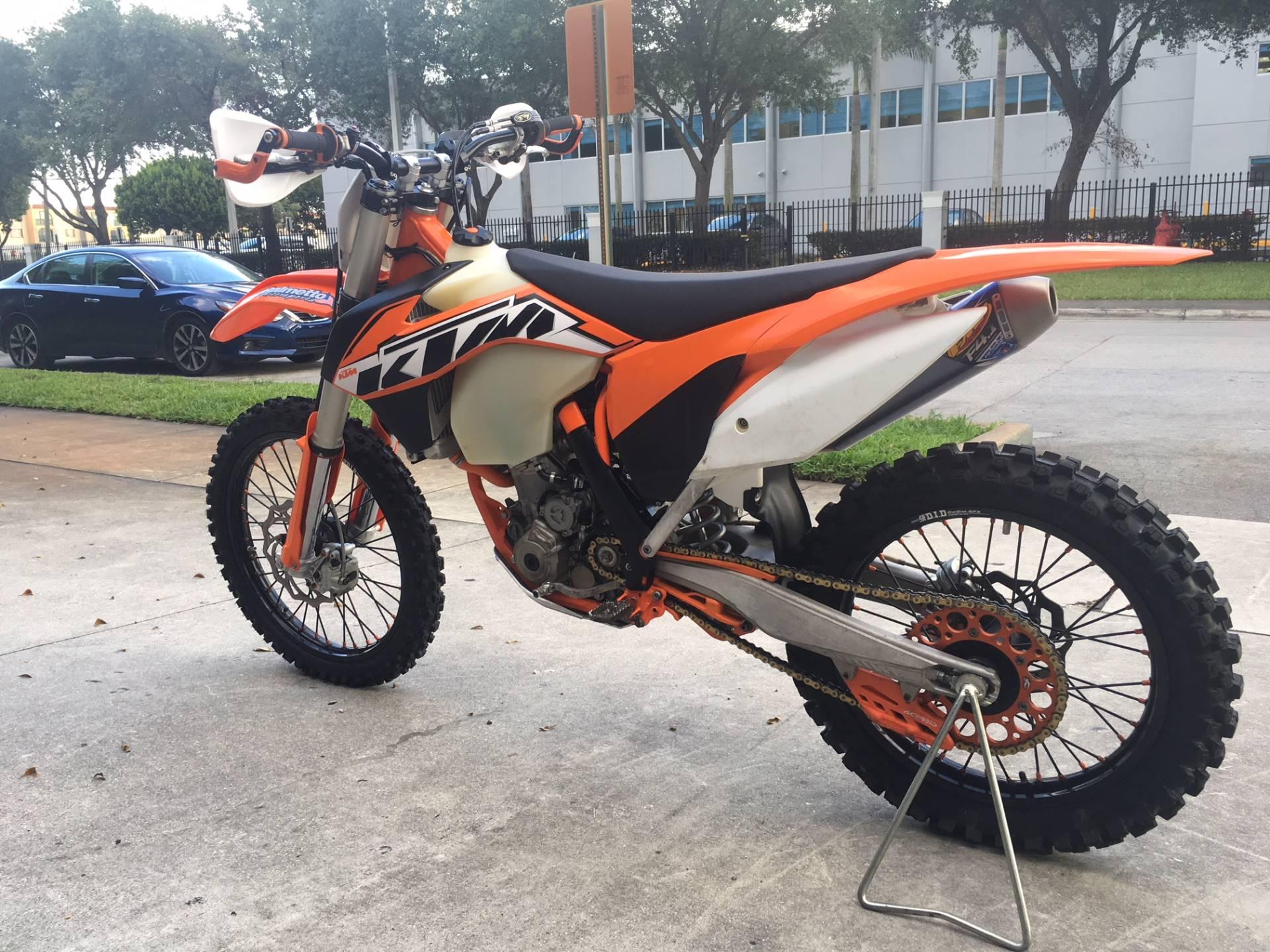 2015 350 XC-F
