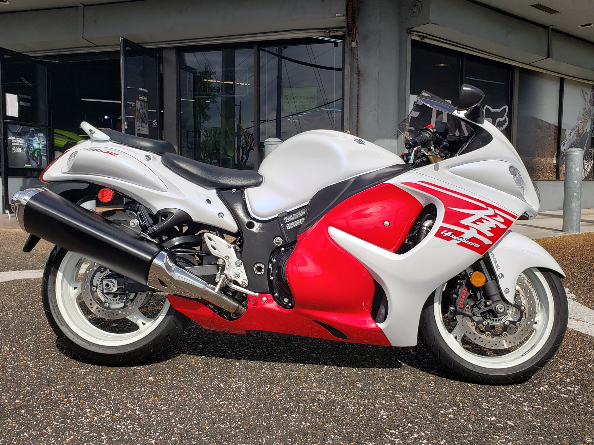 2018 Suzuki Hayabusa in Hialeah, Florida - Photo 3