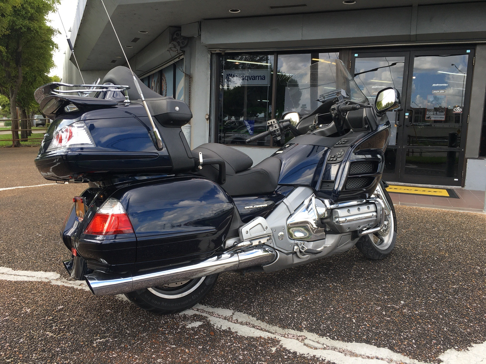 2009 Honda Gold Wing® in Hialeah, Florida - Photo 5