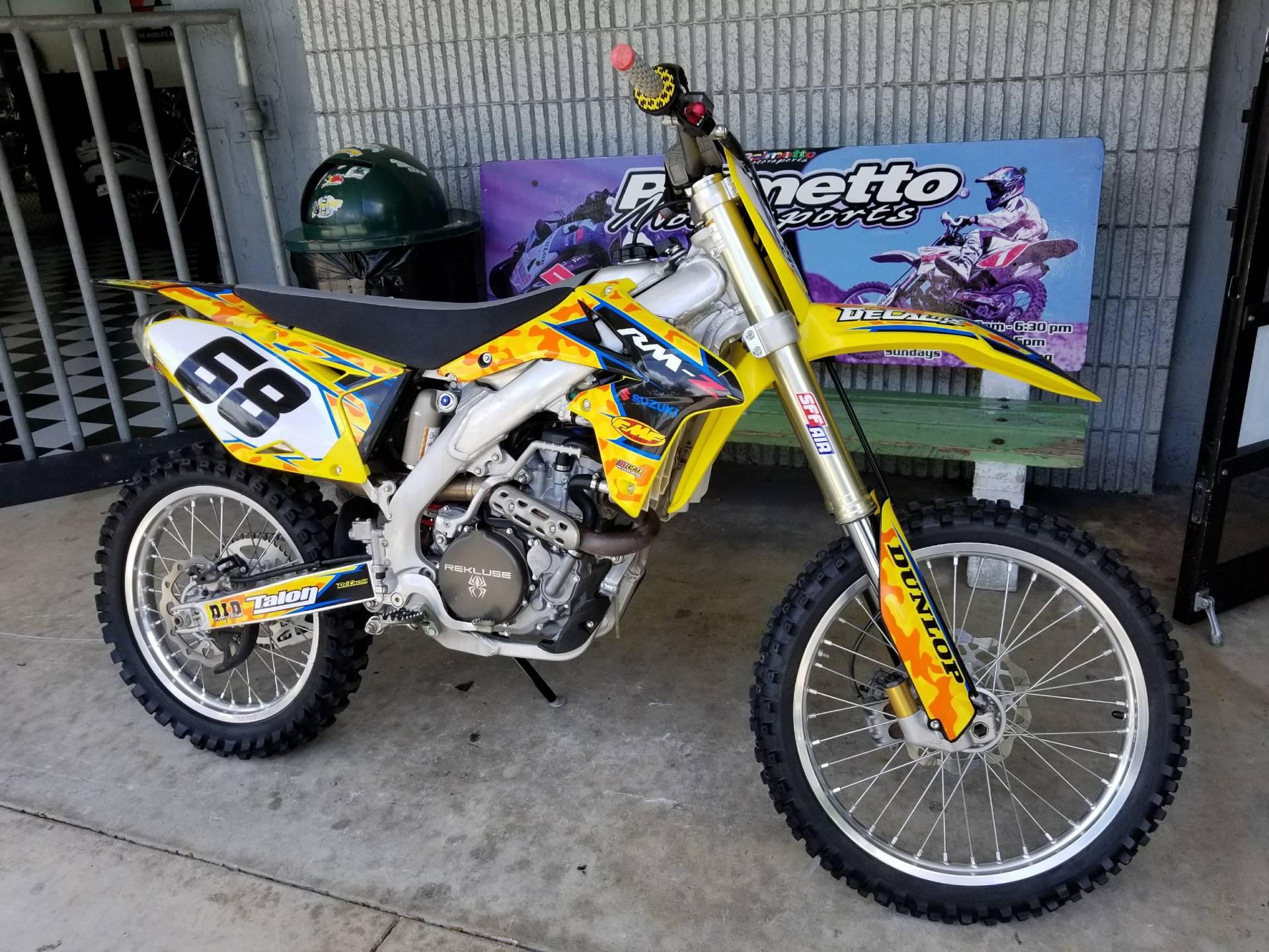 2015 RM-Z450