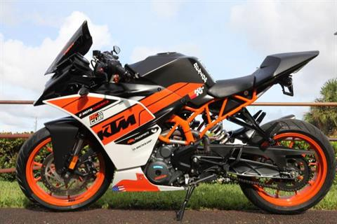 2016 KTM RC 390 in Hialeah, Florida