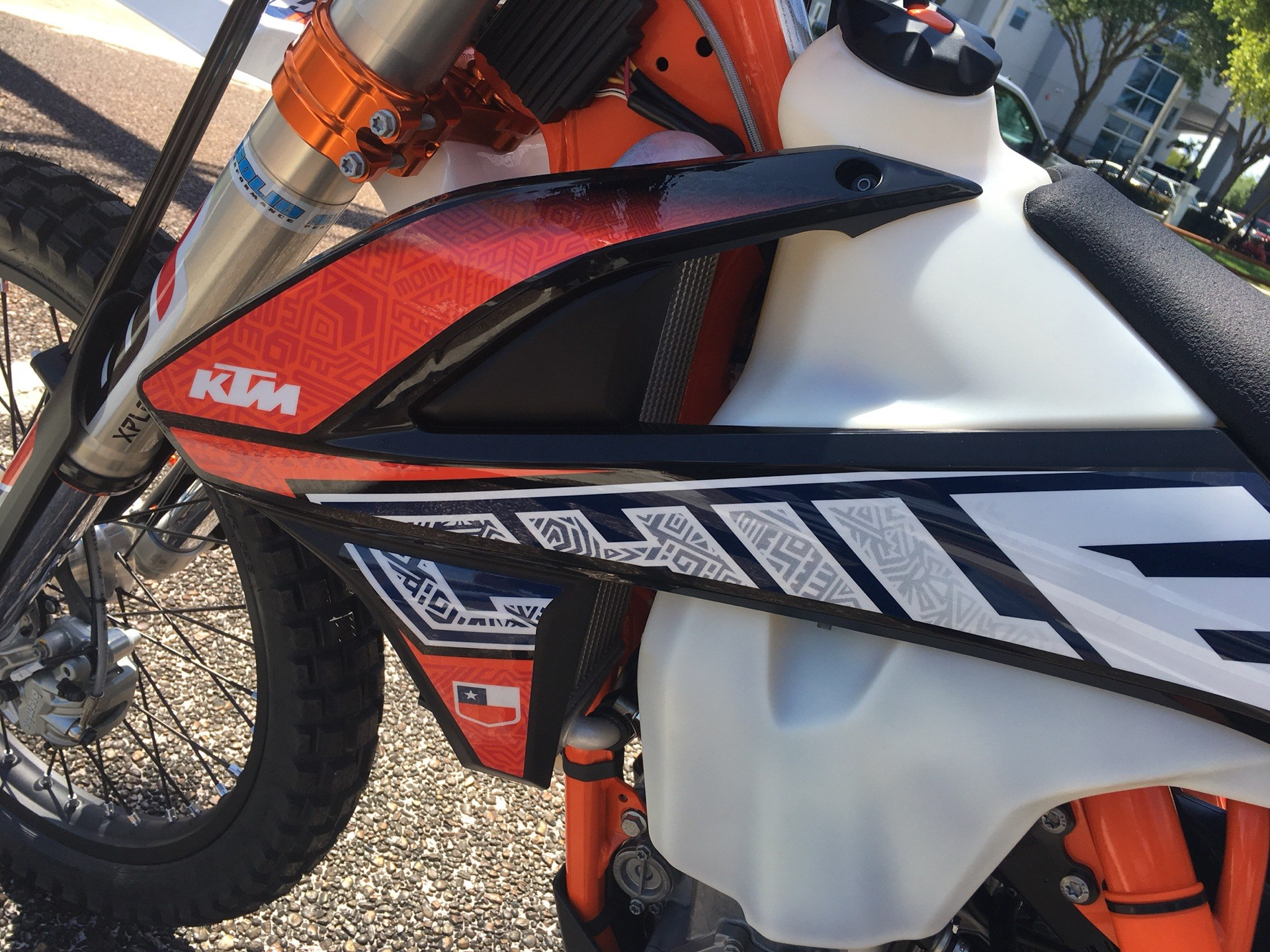 2019 KTM 450 EXC-F Six Days in Hialeah, Florida