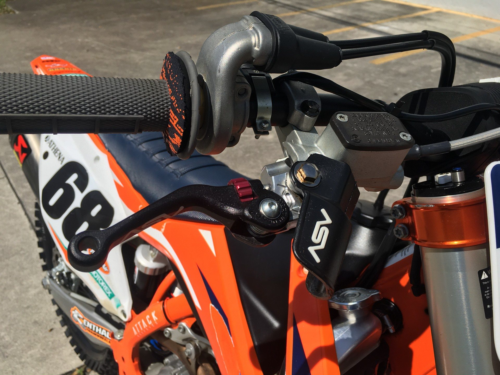 2017 KTM 450 SX-F Factory Edition in Hialeah, Florida