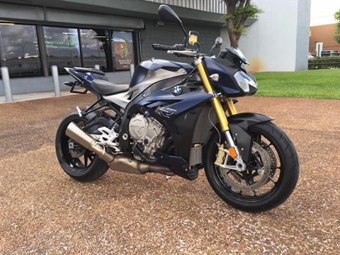 2015 BMW S 1000 R in Hialeah, Florida