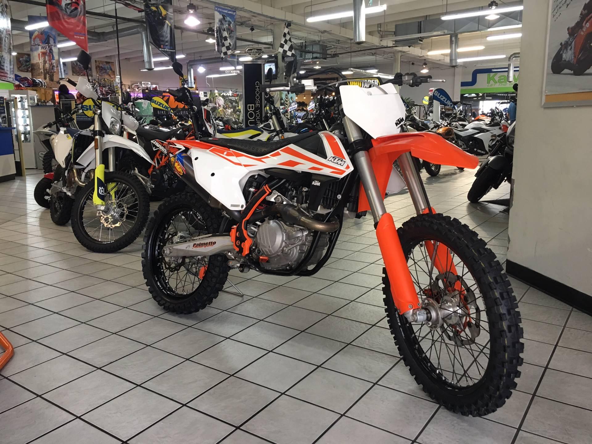 2017 450 SX-F