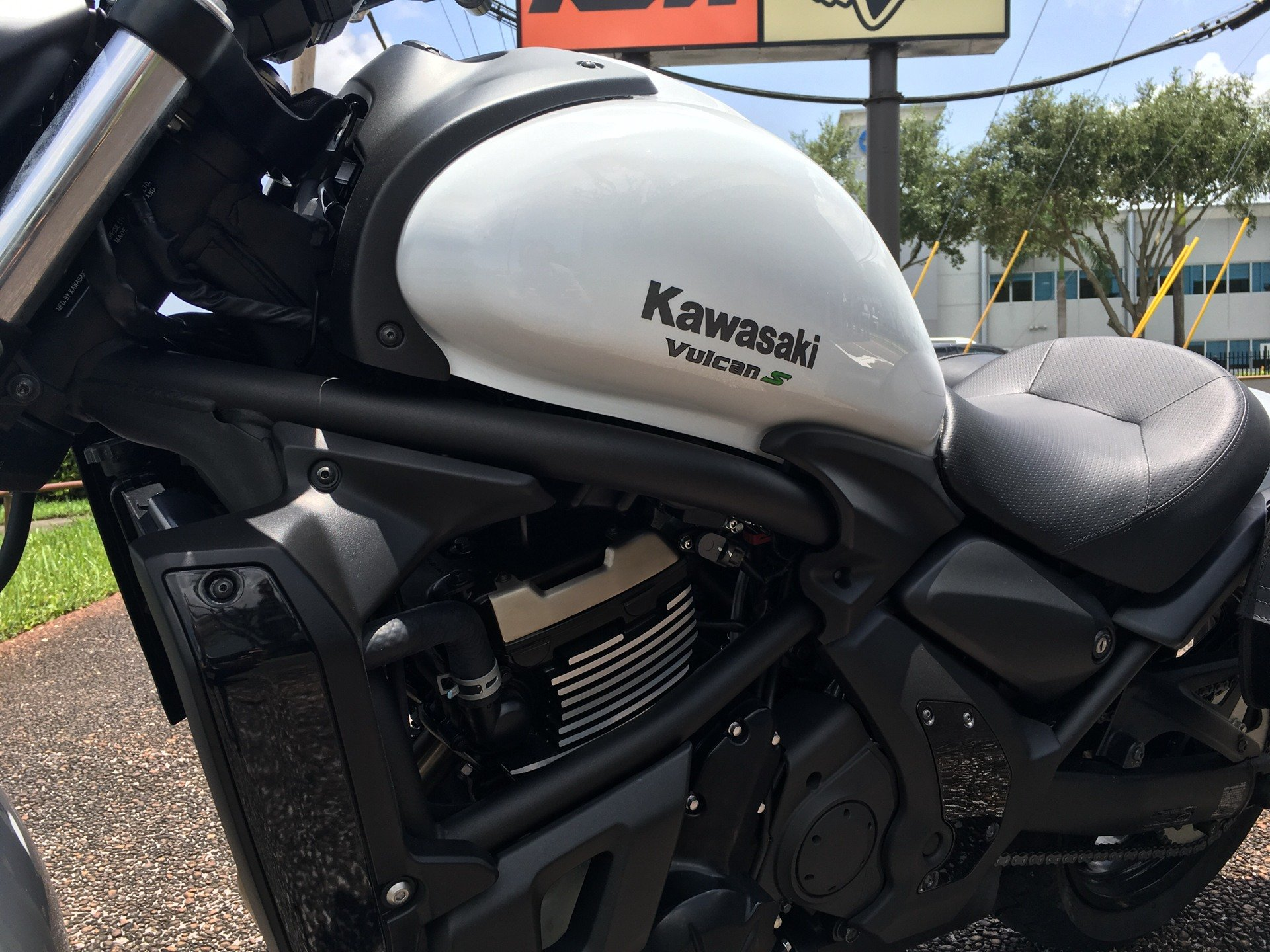 2018 Kawasaki Vulcan S ABS in Hialeah, Florida - Photo 3
