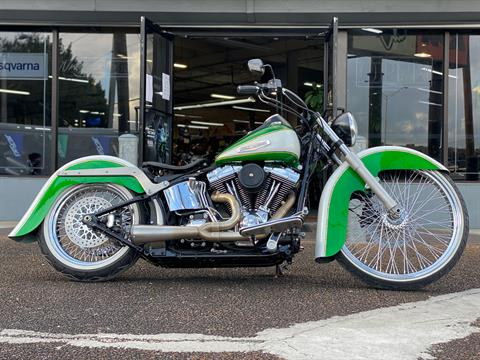 2014 Harley-Davidson Softail® Deluxe in Hialeah, Florida - Photo 1