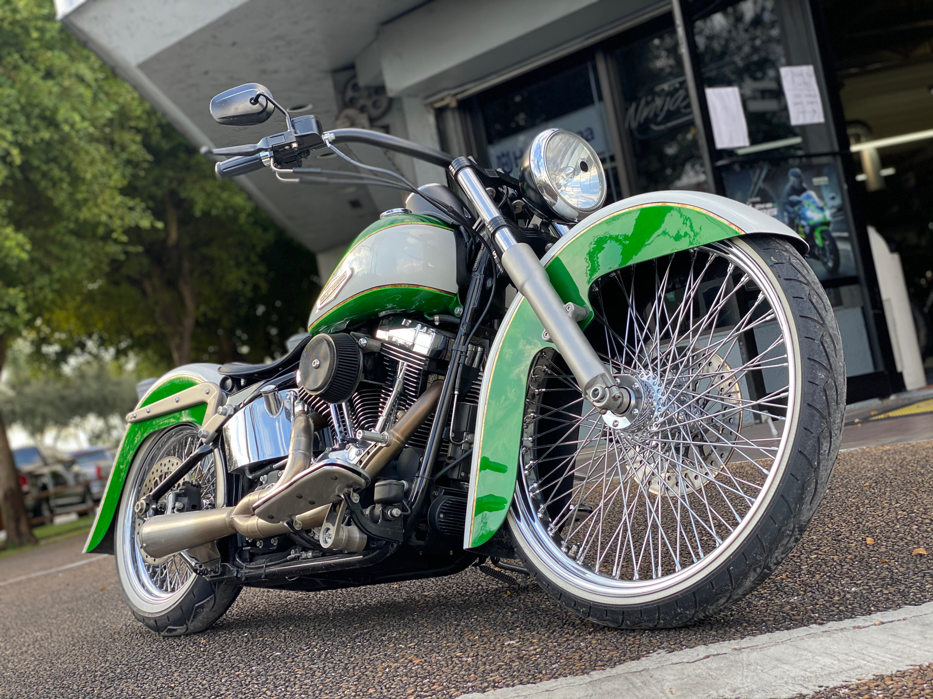 2014 Harley-Davidson Softail® Deluxe in Hialeah, Florida - Photo 3
