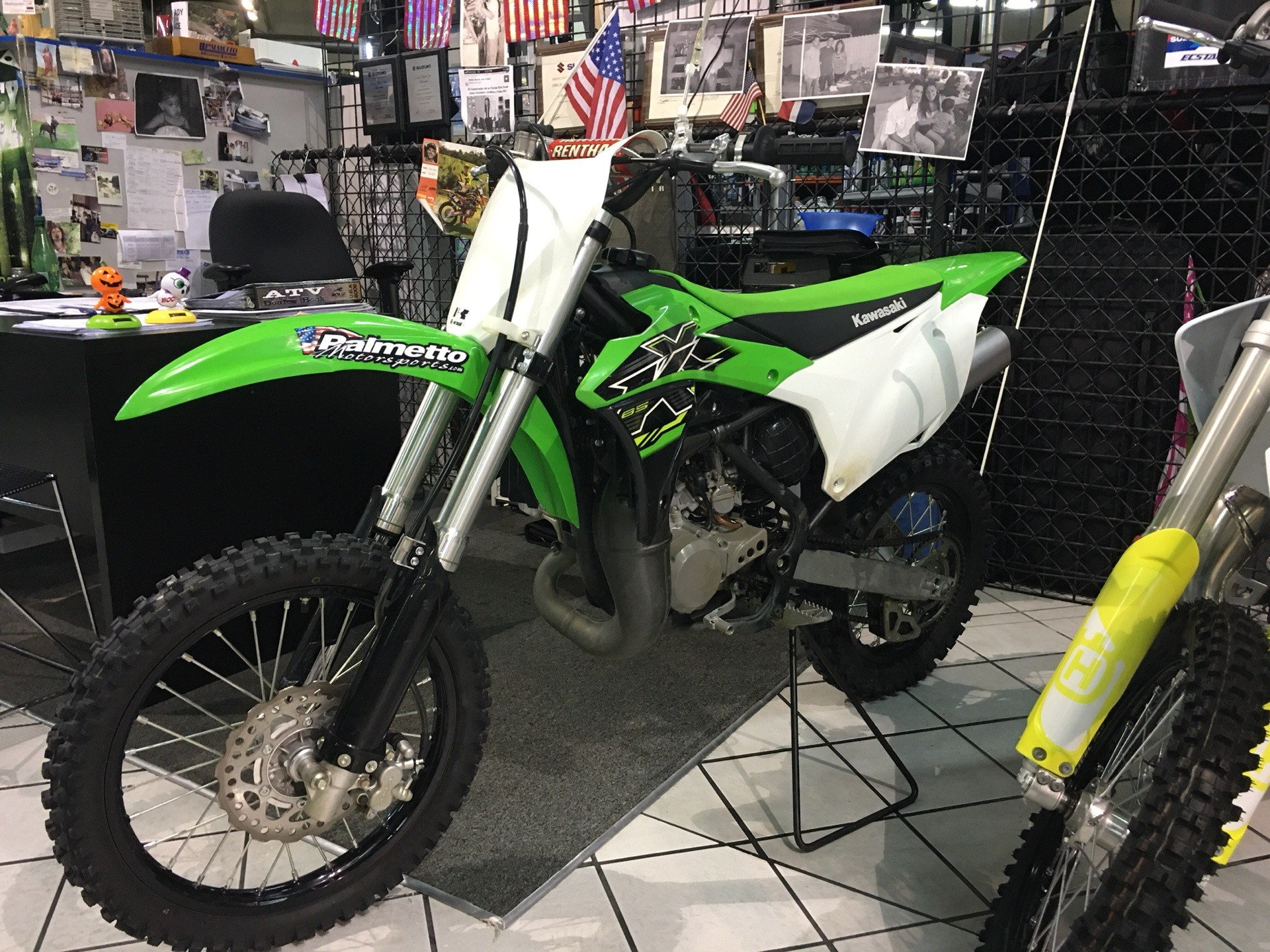 2019 Kawasaki KX 85 in Hialeah, Florida - Photo 2