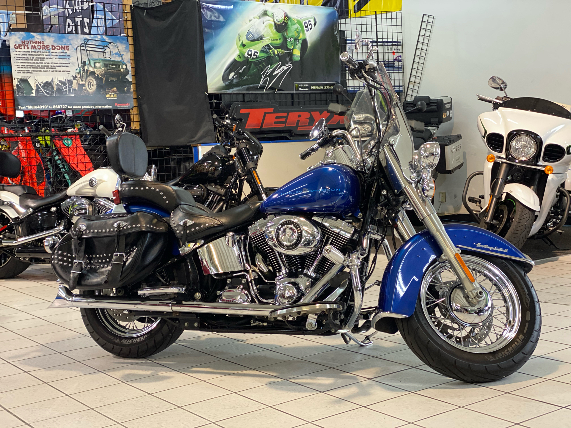 2015 Harley-Davidson Heritage Softail® Classic in Hialeah, Florida - Photo 1