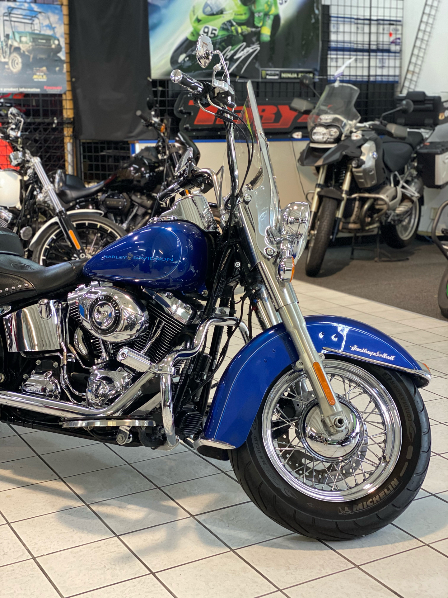 2015 Harley-Davidson Heritage Softail® Classic in Hialeah, Florida - Photo 3