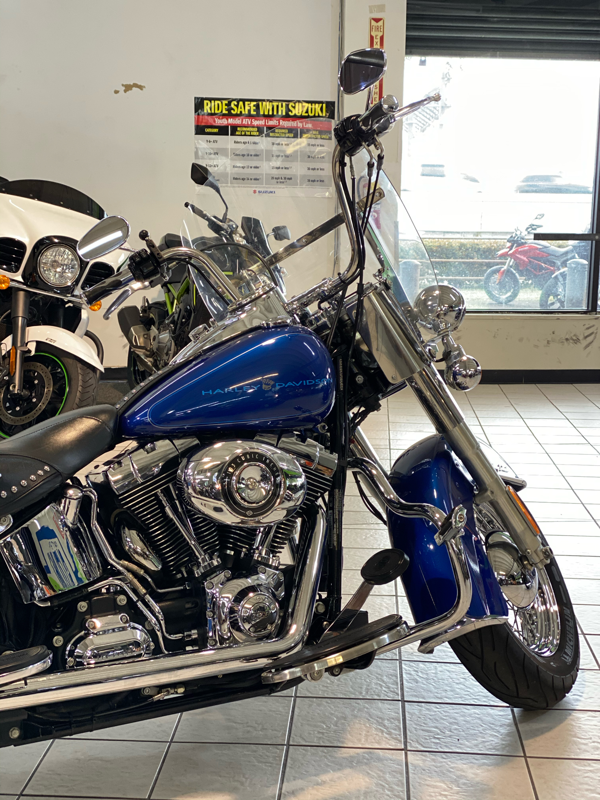 2015 Harley-Davidson Heritage Softail® Classic in Hialeah, Florida - Photo 5