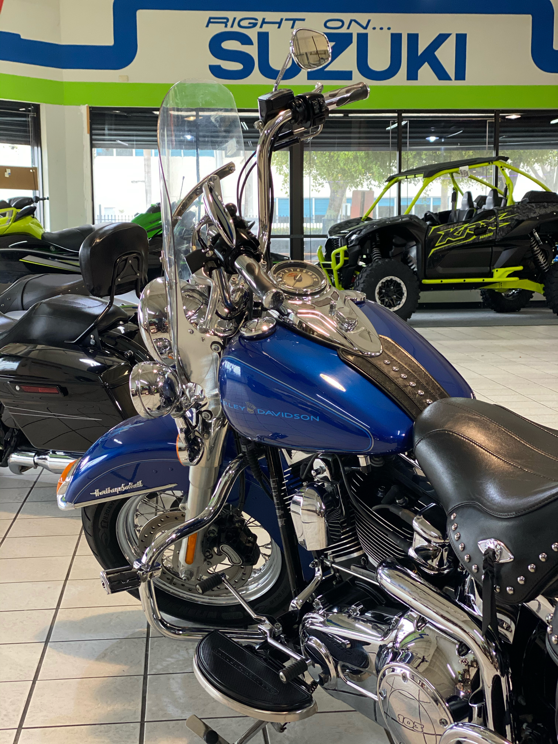 2015 Harley-Davidson Heritage Softail® Classic in Hialeah, Florida - Photo 8