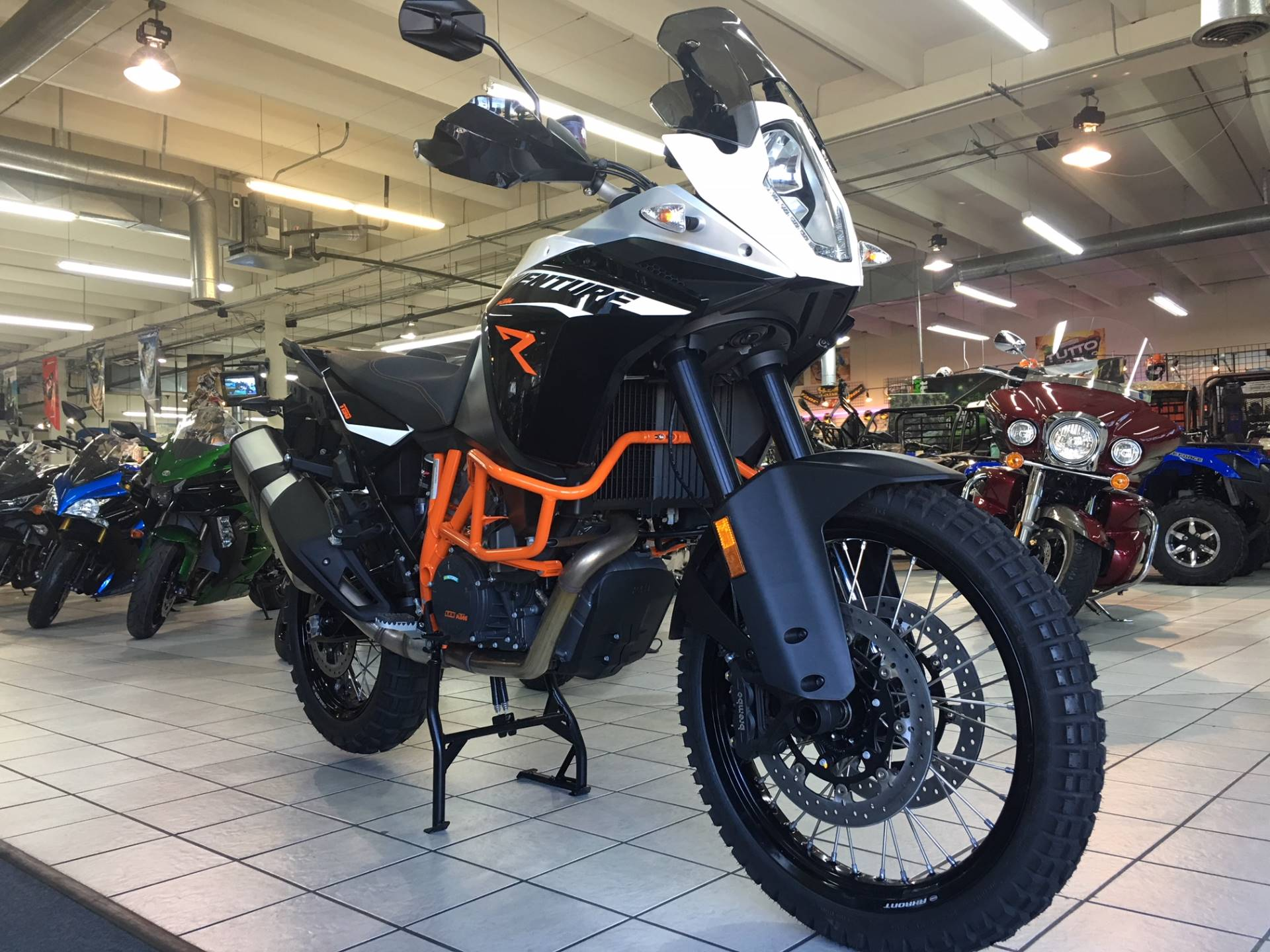 2016 KTM 1190 Adventure R in Hialeah, Florida