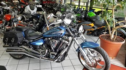 2011 Yamaha Raider S in Hialeah, Florida