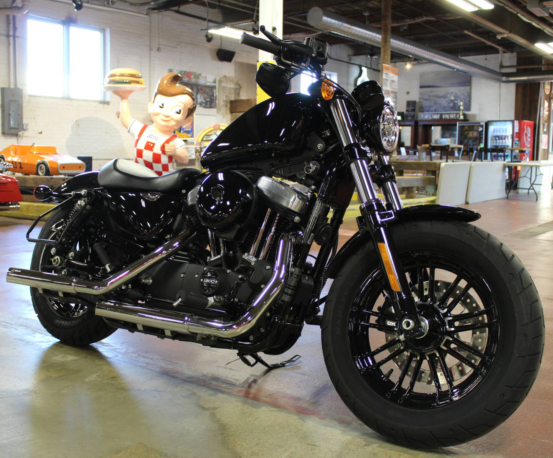 2018 Harley-Davidson Forty-Eight® in New London, Connecticut - Photo 2