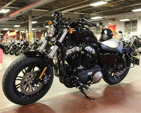 2018 Harley-Davidson Forty-Eight® in New London, Connecticut - Photo 4