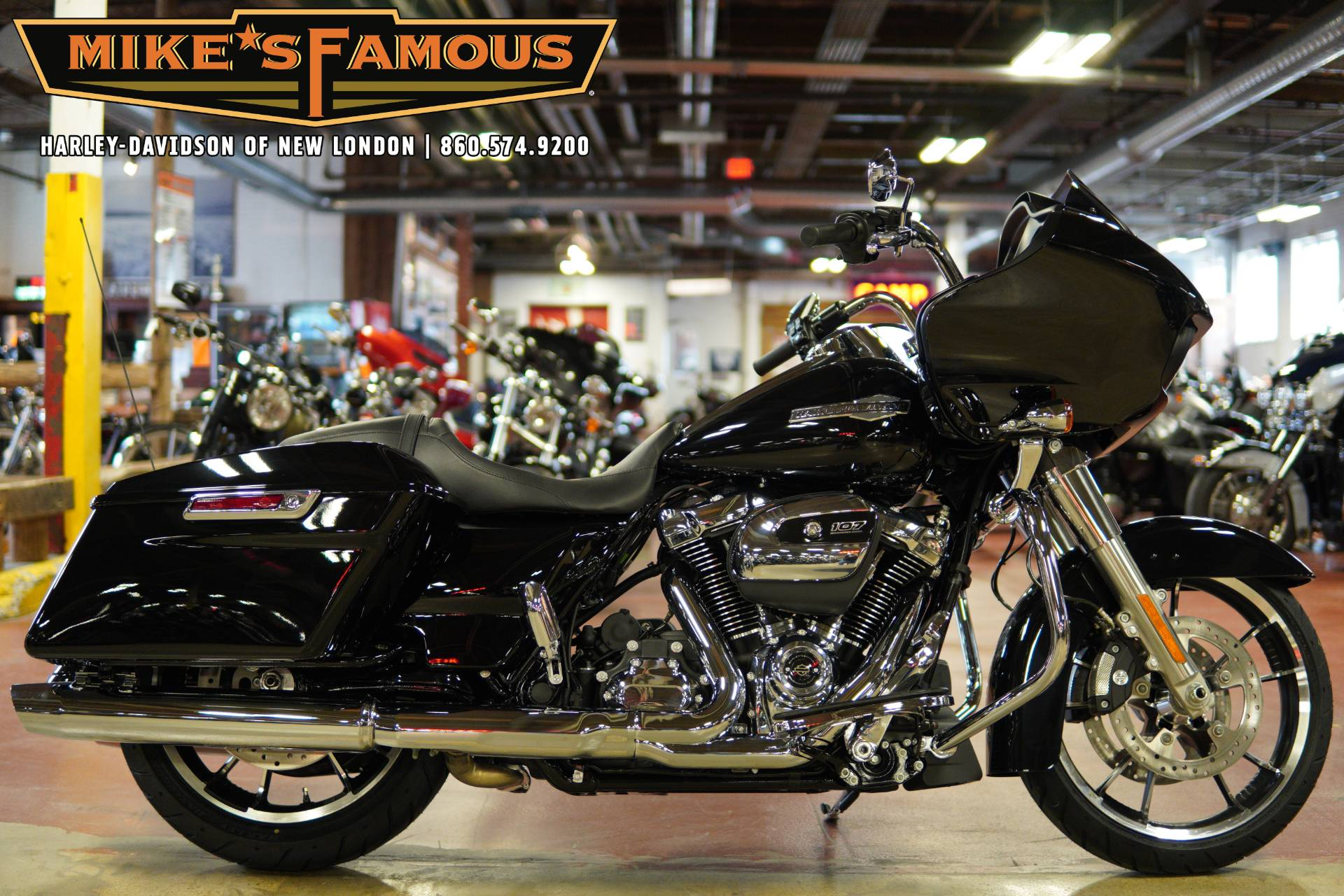 2021 Harley-Davidson Road Glide® in New London, Connecticut - Photo 1