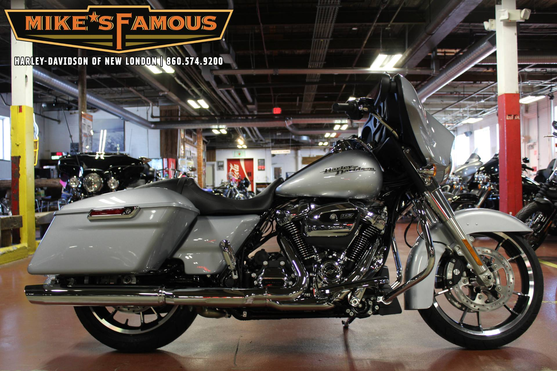 2020 Harley-Davidson Street Glide® in New London, Connecticut - Photo 1