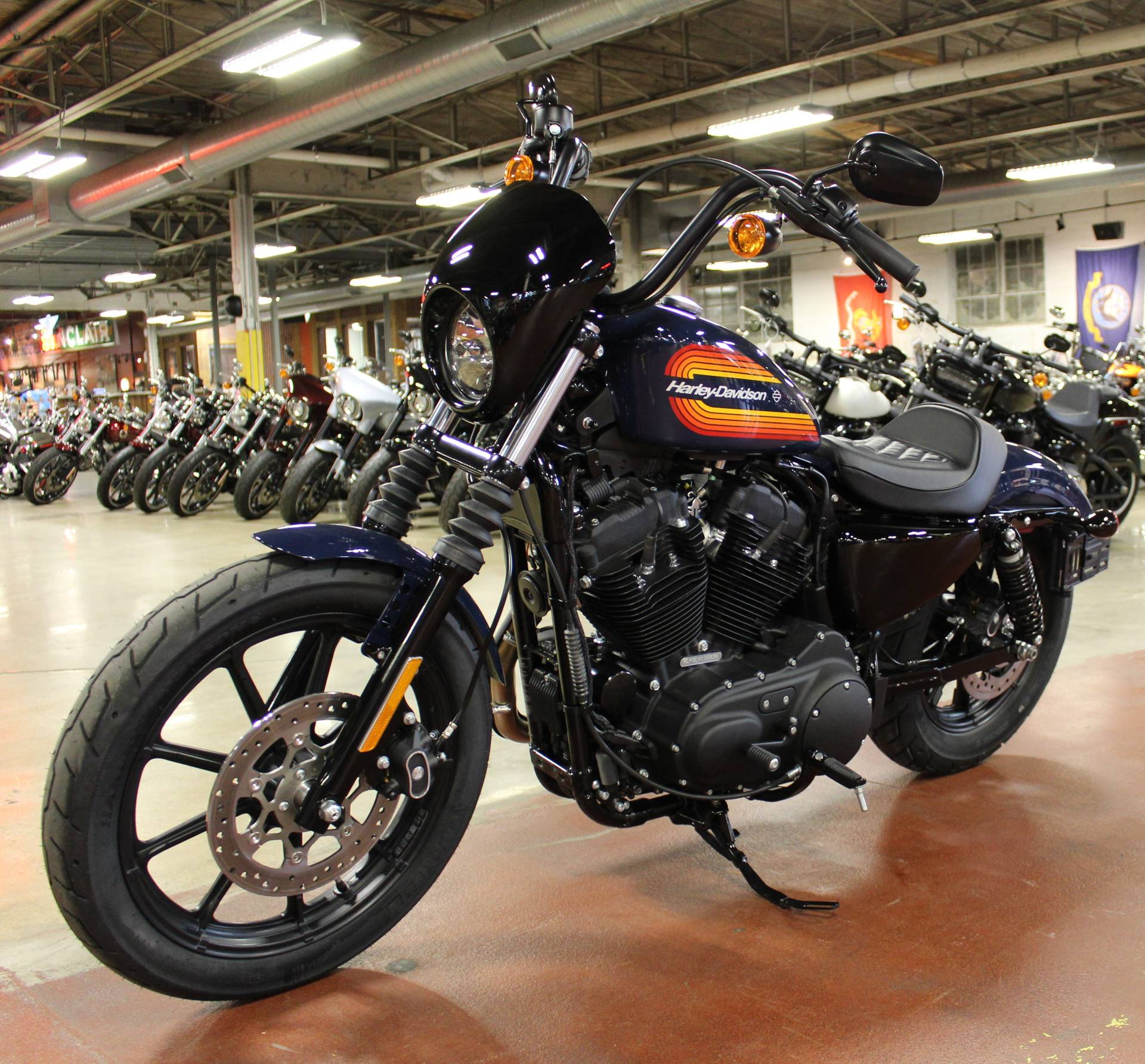 2020 Harley-Davidson Iron 1200™ in New London, Connecticut - Photo 4