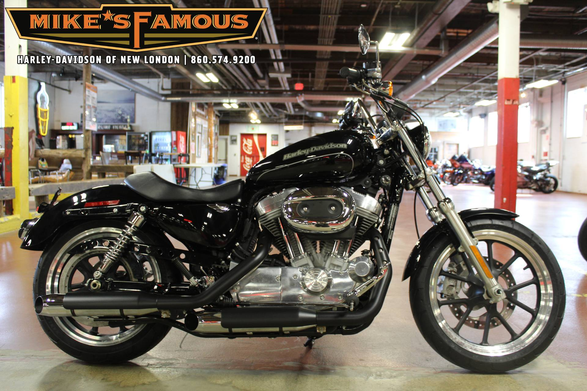 2015 Harley-Davidson SuperLow® in New London, Connecticut - Photo 1