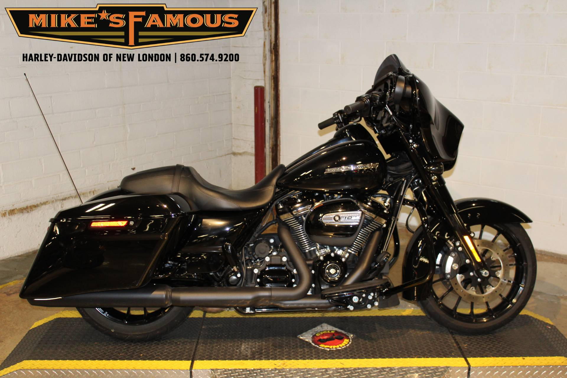 2018 Harley Davidson Street Glide Special In New London Connecticut