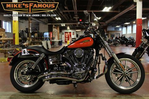 2009 Harley-Davidson Dyna® Low Rider® in New London, Connecticut - Photo 1