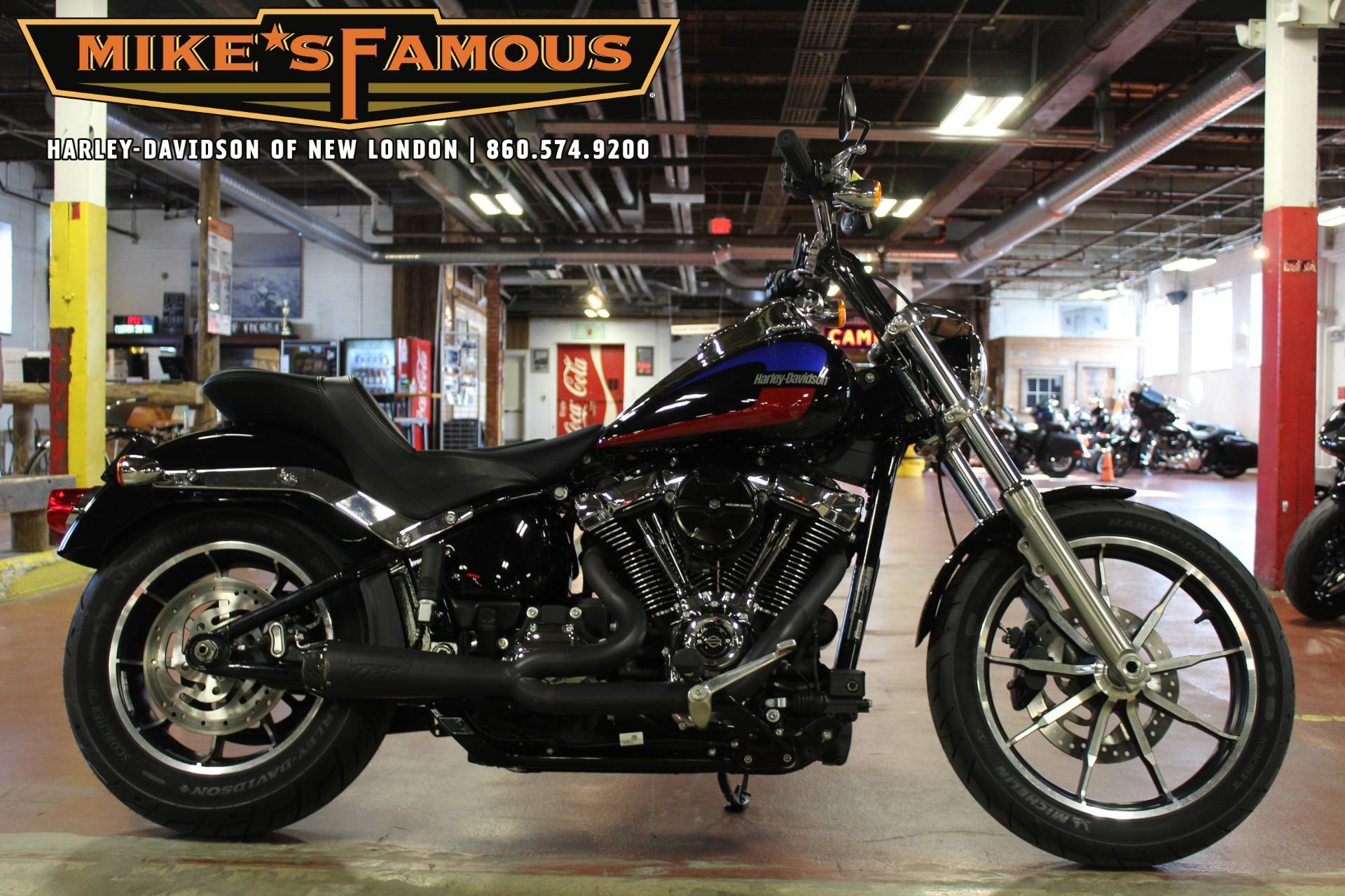 2019 Harley-Davidson Low Rider® in New London, Connecticut - Photo 1