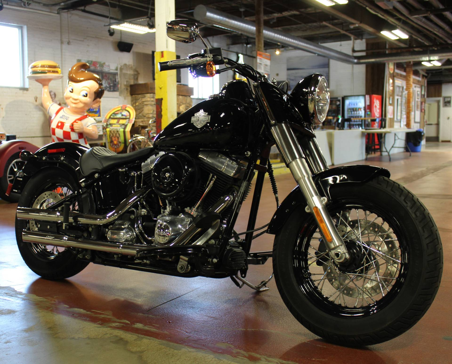 2015 Harley-Davidson Softail Slim® in New London, Connecticut - Photo 2