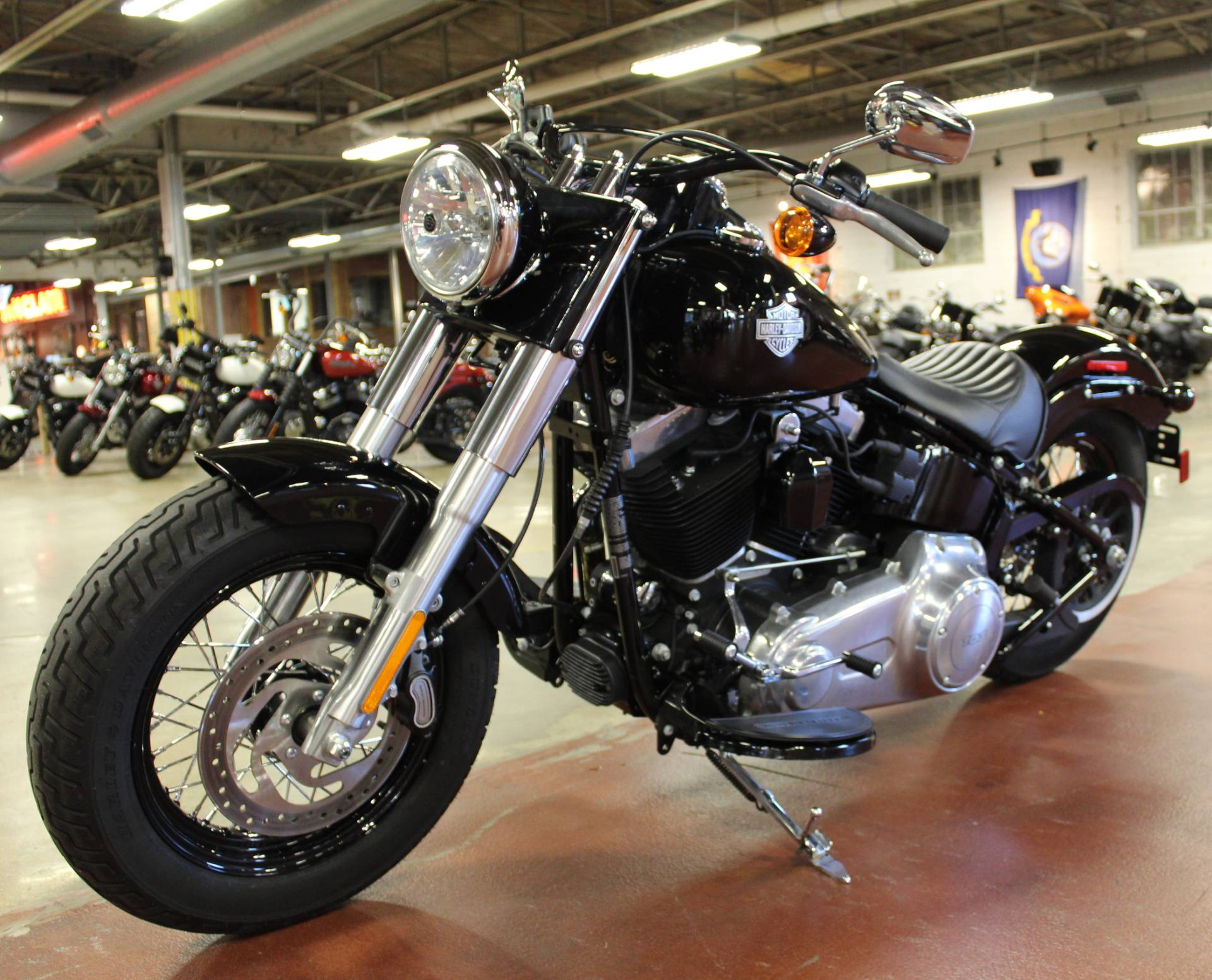 2015 Harley-Davidson Softail Slim® in New London, Connecticut - Photo 4