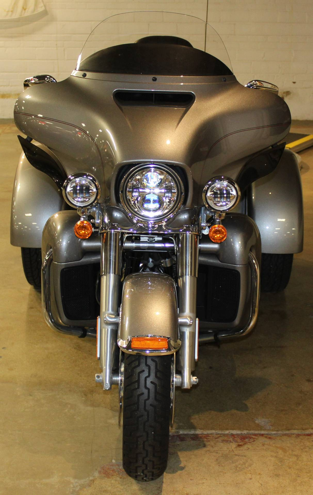 2016 Harley-Davidson Tri Glide® Ultra in New London, Connecticut - Photo 7