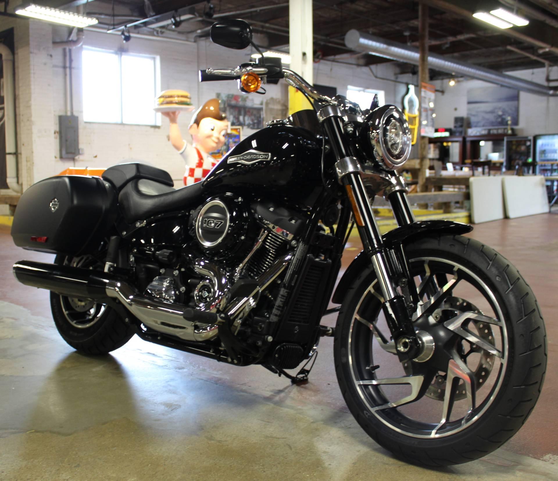 2020 Harley-Davidson Softail Sport Glide FLSB   New