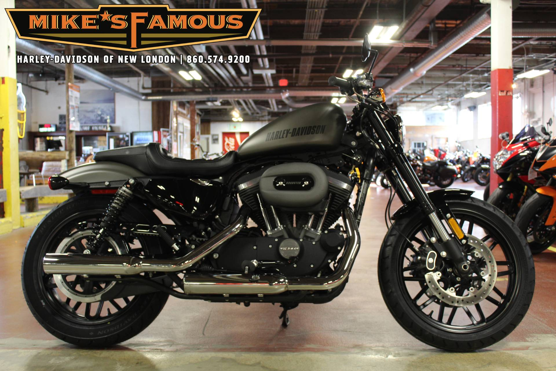 2018 Harley-Davidson Roadster™ in New London, Connecticut - Photo 1