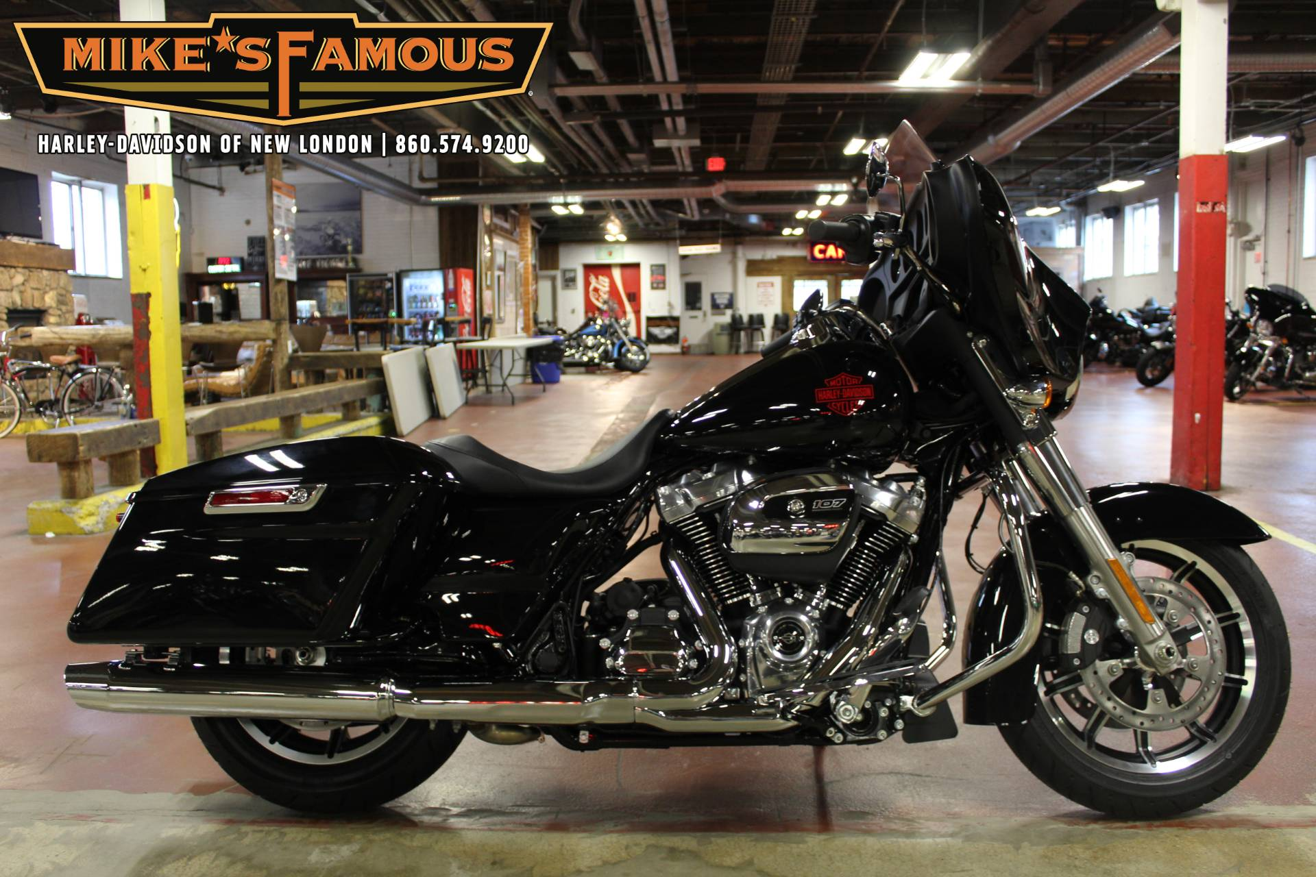 2020 Harley-Davidson Electra Glide® Standard in New London, Connecticut - Photo 1