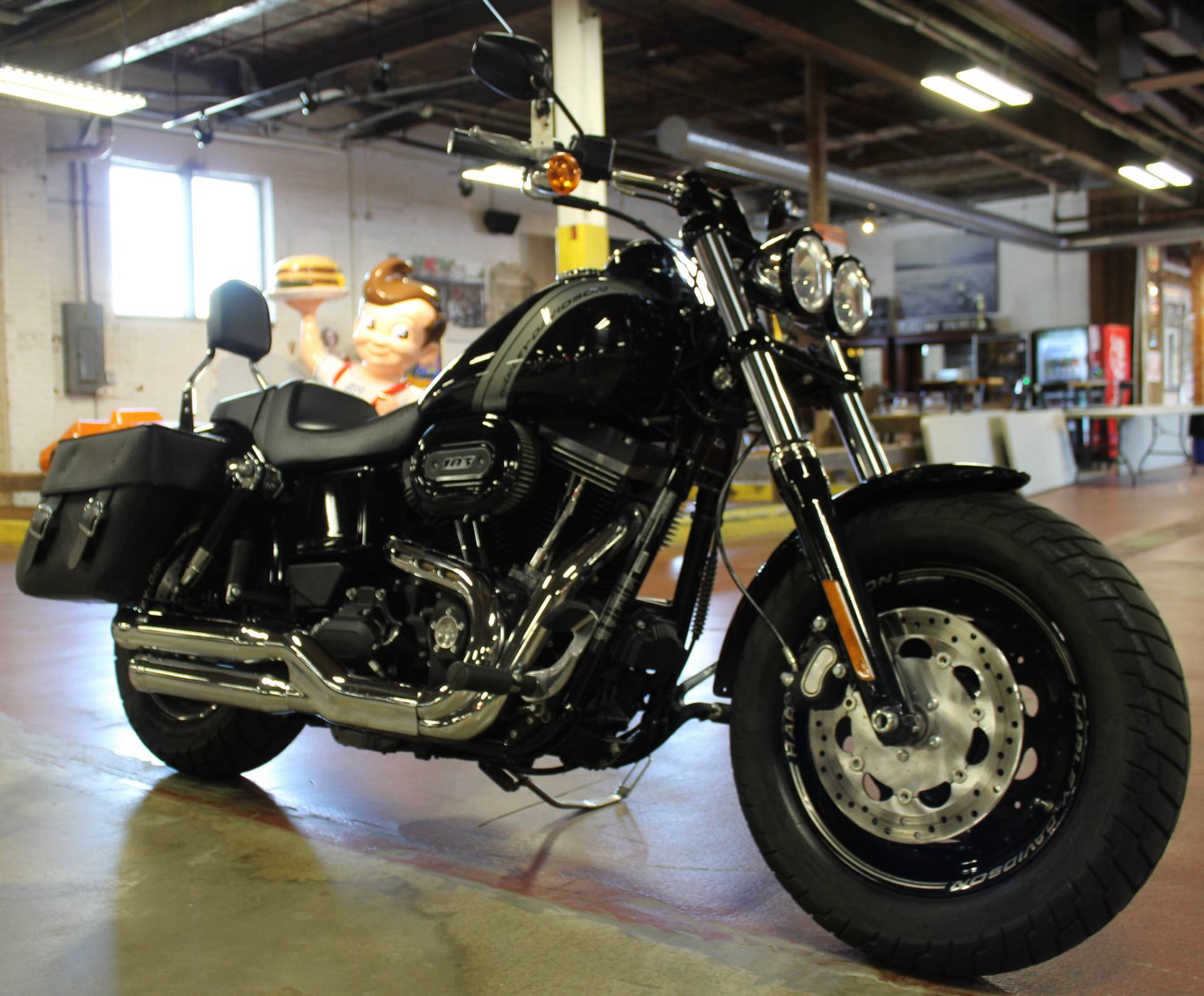 2016 Harley-Davidson Fat Bob® in New London, Connecticut - Photo 2