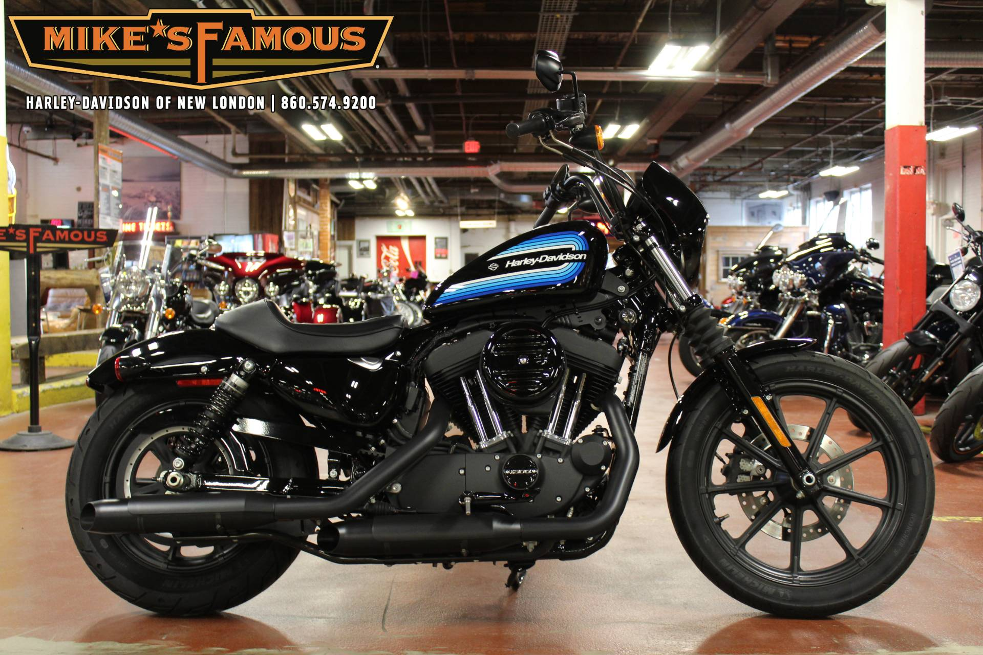 2018 Harley-Davidson Iron 1200™ in New London, Connecticut - Photo 1